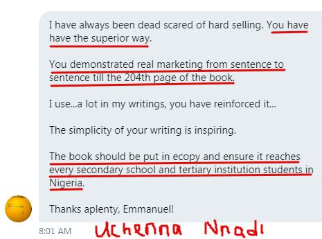 review of deep pocket clients by UCHENNA NNADI